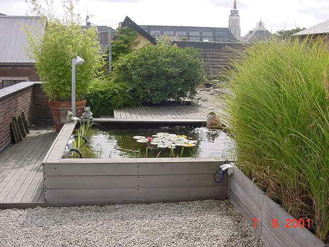Terrasdak Antwerpen