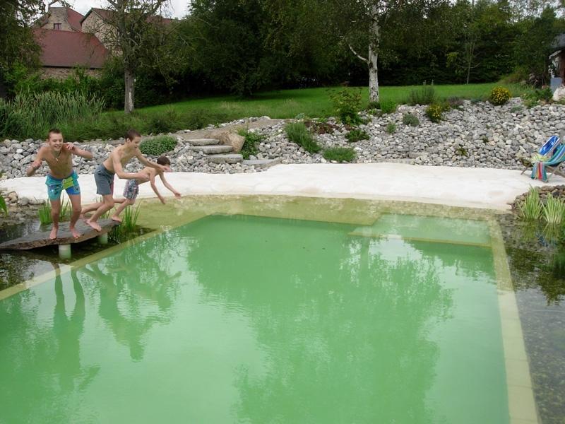 Zwemvijver Montigny-Le-Tilleul