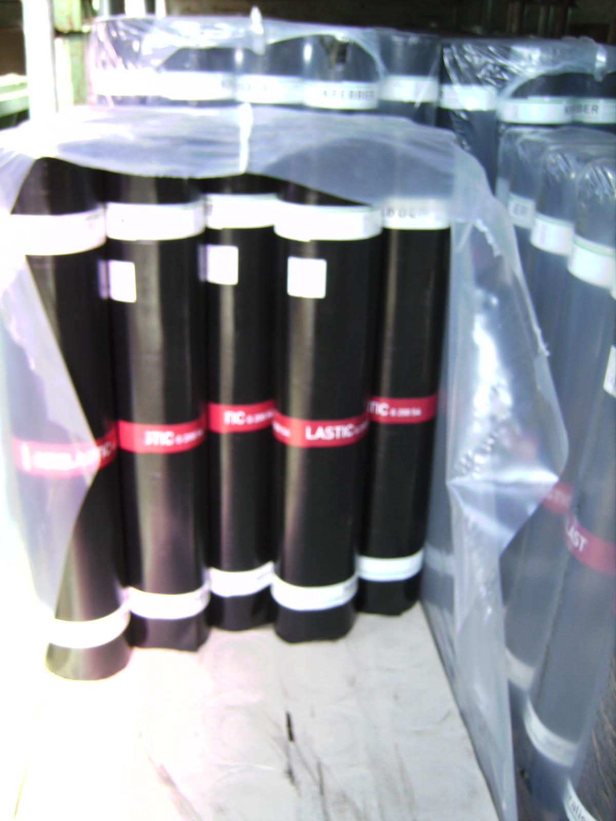 Onderlaag met polyesterwapening 3mm